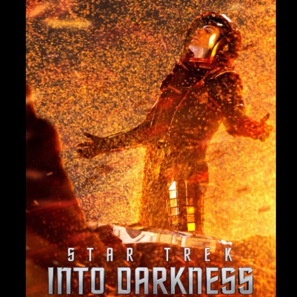 👍👍 Two-Thumbs way up! #StarTrek #IntoDarkness #Trekkie #movie #livelongandprosper