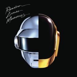 Daft Punk's new album Random Access Memories is streaming on iTunes.