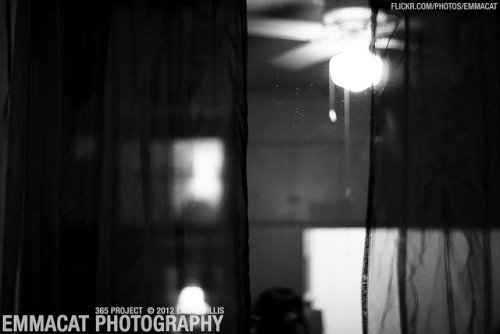 Apartment Window - 169/365 B&W on Flickr.Via Flickr: Sorry it's now 2013 and I'm still working on the editing from the 365 project from 2012. I am happy to say that I did take photos every day!  Reflection shot of the window from my apartment.
