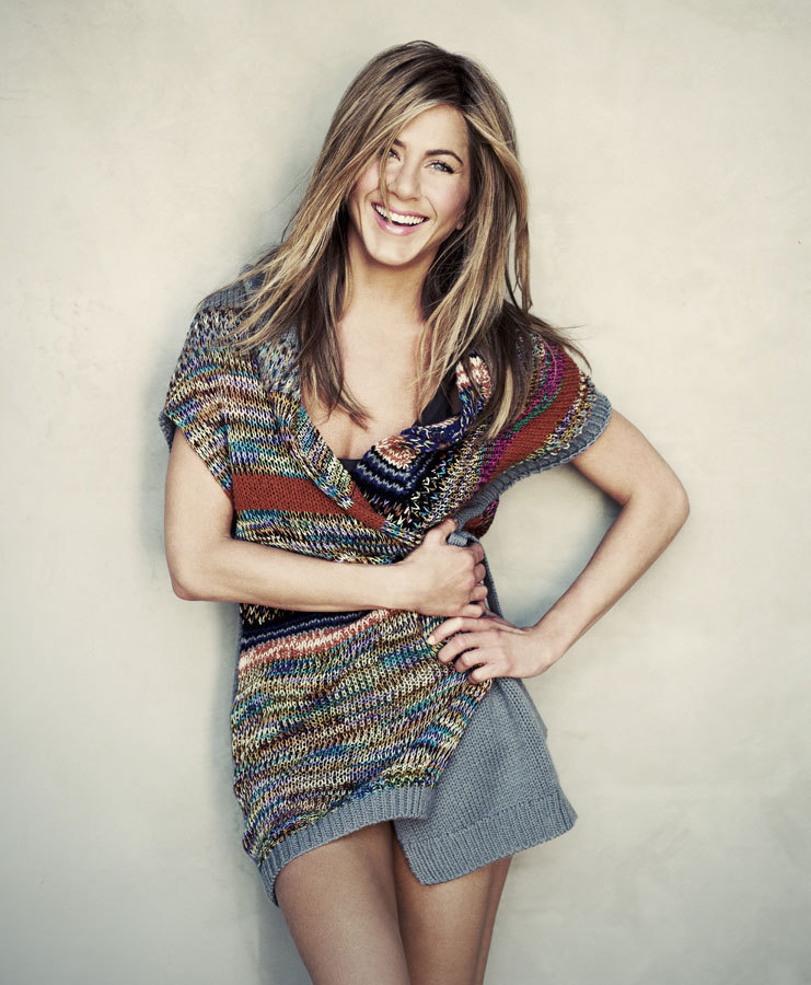 fuckyeahhotactress:  Jennifer Aniston by Brian Bowen Smith