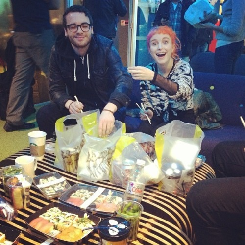 paramorefb:  Paramore - Alt Press Instagram.