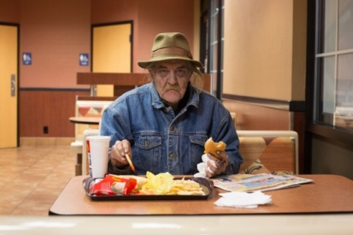 laughingsquid:  Happy Meals, Photographer Travels the U.S. to Take Portraits of McDonald's Customers