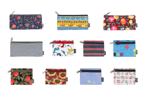 Vintage Series travel pouches now available online and at 176 Stanton! Pouches are made from vintage fabric and are limited to 30-90 pcs each style. Made in USA! http://www.onlynylives.com/store