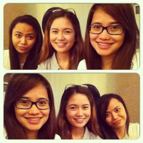 Thanks for coming girls @toscacalline @nicasebastianC! Love youuu! 😘😘😘 #DM #friends #love #instagood #igersdaily