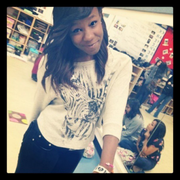 Old . But I looked cute. Its crazy how much I've changed from last year to now. And I'm not going back to the ways of the past. #SadTweet #CuteAss #HaleysSong