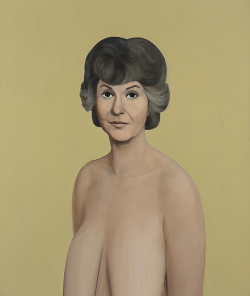 Bea Arthur Actually Naked  A controversial Photoshop of a controversial 1991 painting by John Currin.  (Related: Naked Bea Arthur painting sells for nearly $2 million)