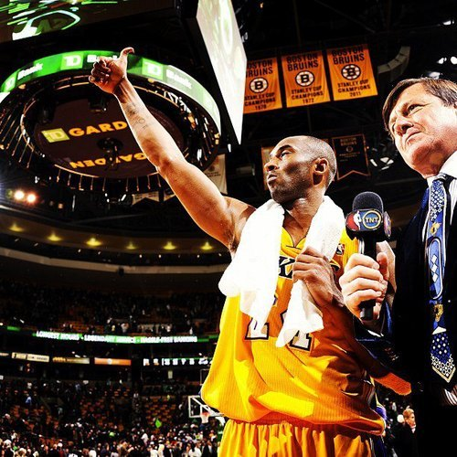 cultureofsports:  Kobe ?? Just dropped 40+ points & 12+ assists two nights straight #AmnestyThat
