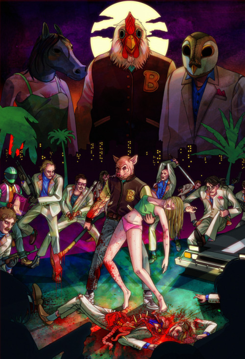 Hotline Miami coming to PlayStation 3, PS Vita  The ultra-violent, top-down action indie game Hotline Miami has been confirmed for PS3 and PS Vita.