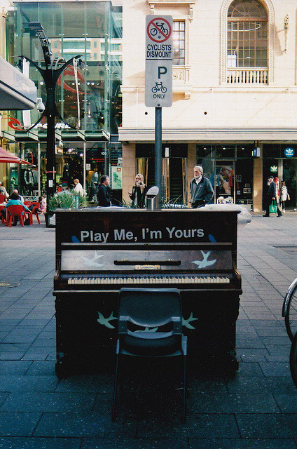 stored-snapshots:  play me, i'm yours by claire alice young on Flickr.