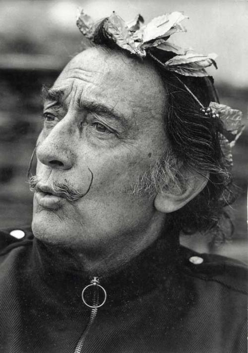 art-and-fury:  Salvador Dali by Robert Whitaker