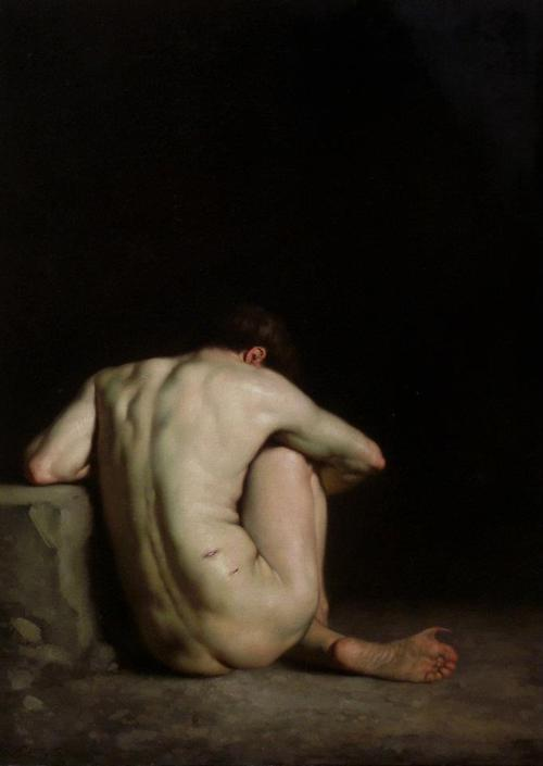 "La Palude ""The Marsh""  by Roberto Ferri"