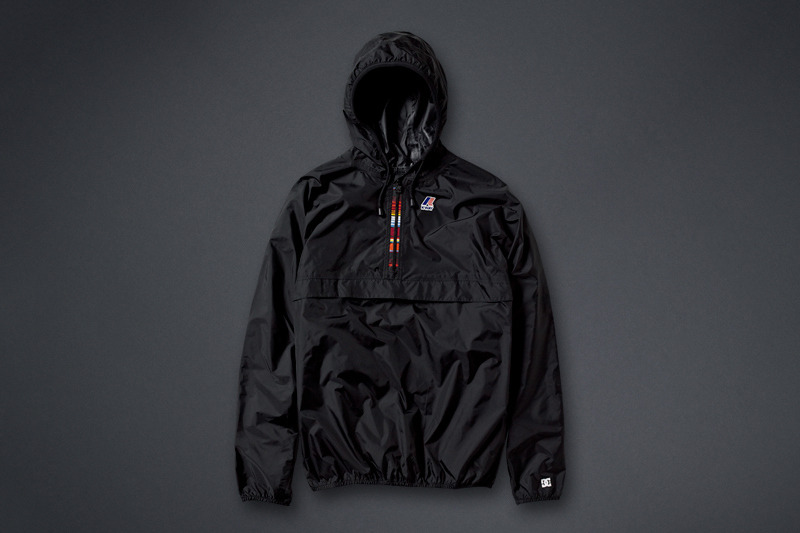DC x K-WAy Leon CAgoule coming soon. Like cagoules? Check out www.thecagoule.com