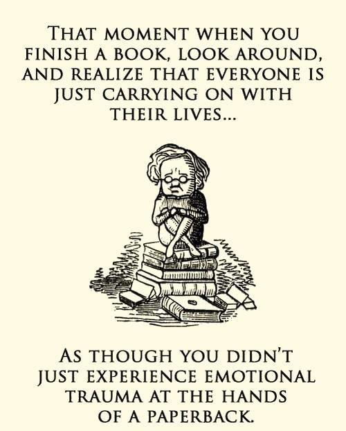 "themadgrad:  This is how I felt after reading ""The Fault in Our Stars."""