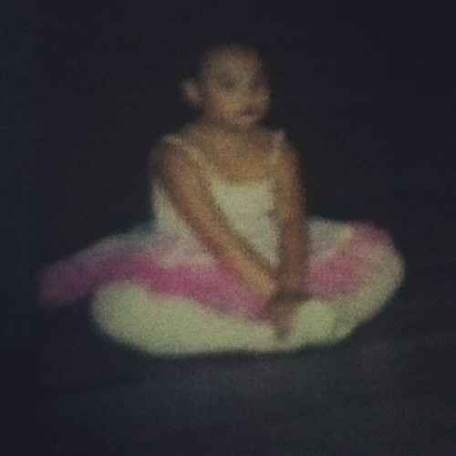 Butterfly HAHAHA man, was I a chubby kid #ballet