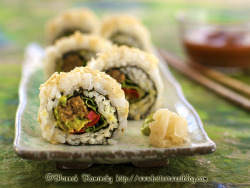 Guaca-maki by Bitter-Sweet- on Flickr.