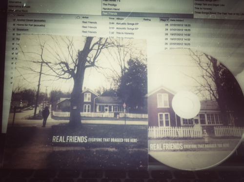 Today I completed my Real Friends collection xD