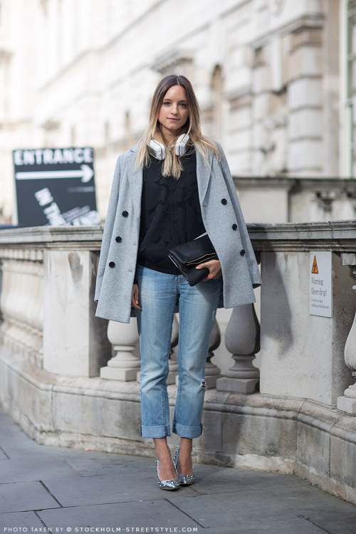 Sunday brunch inspiration   what-id-wear:  What I'd Wear (original : Stockholm Streetstyle )