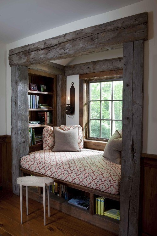 absotively:  a place to read … somewhere in montana  Looks like a nice place to read that article you sent to your Kindle with Tinderizer.