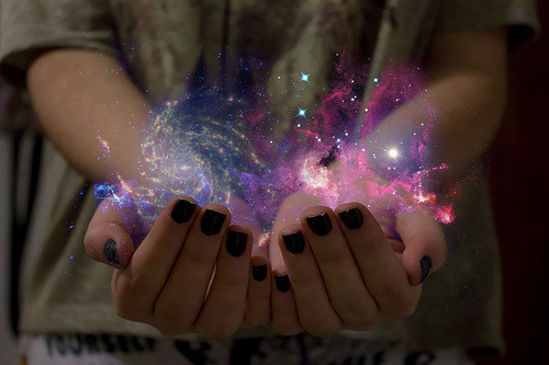 shopaholic-monicajlls:  galaxy | Tumblr on We Heart It - http://weheartit.com/entry/61115281/via/monicalovesfashion Hearted from: http://disenchanted-r0mance.tumblr.com/post/49917429850