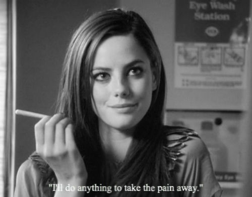 c0m3-0n-wh3r3:  effy | Tumblr on We Heart It - http://weheartit.com/entry/59956006/via/ThrowUpARainbow   Hearted from: http://timerigirasole.tumblr.com/post/49137950313  Right