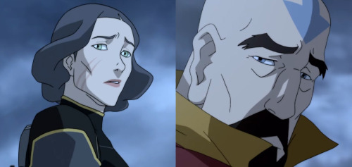 The Lin to my Tenzin. ♥ Sometimes you need a hero.