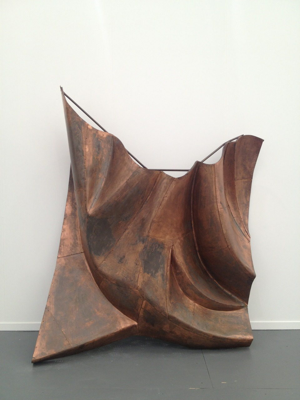 thetuesdayafter:  Danh Vo at Chantal Crousel