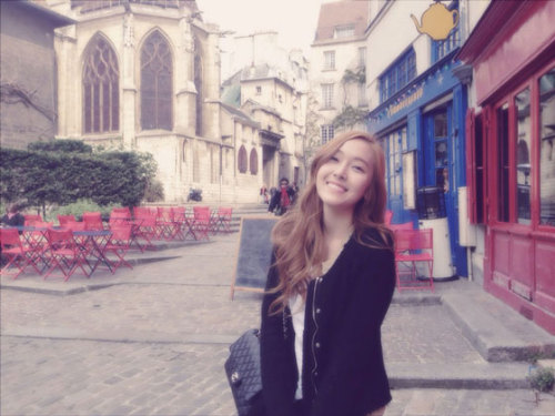 wdytactw:  selca in paris