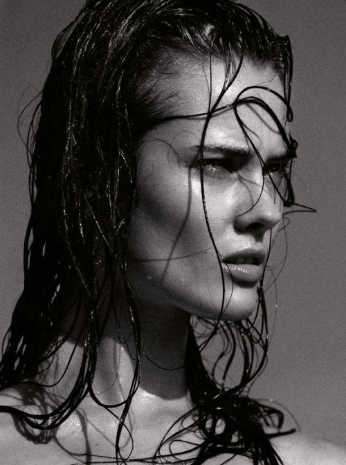 femalemodels:  Jac Jagaciak by Greg Kadel for Vogue Germany.