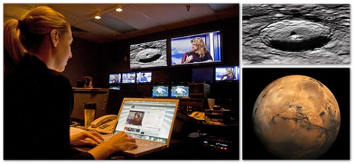 Great job opportunity at NASA Goddard!WANTED: NASA Video Producer for Planetary and Mars Science MissionsWe are looking for a full-time multimedia producer with a passion for science storytelling. This is a chance to work with a team of world class producers, science writers, animators, and data visualizers to create mind-bending video and multimedia content for some of NASA's most exciting new space science missions: MAVEN, OSIRIS-REx, LRO, Mars Science Lab Curiosity Rover. This position is located at NASA's Goddard Space Flight Center in Greenbelt, MD. Click here for details:http://bit.ly/14lSuim