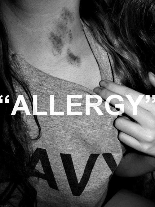 hickey | Tumblr on We Heart It. http://weheartit.com/entry/45889519