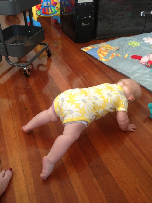 My kid can plank. I cannot.