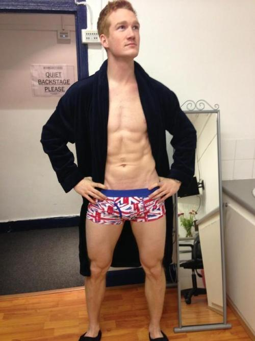 Greg Rutherford, UK Track &amp Field - 2012 London Summer Games - Gold Medalist