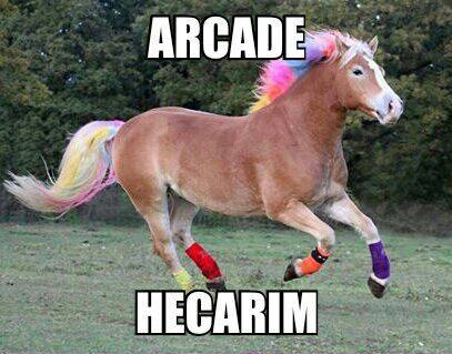 arcade hecarim on Tumblr