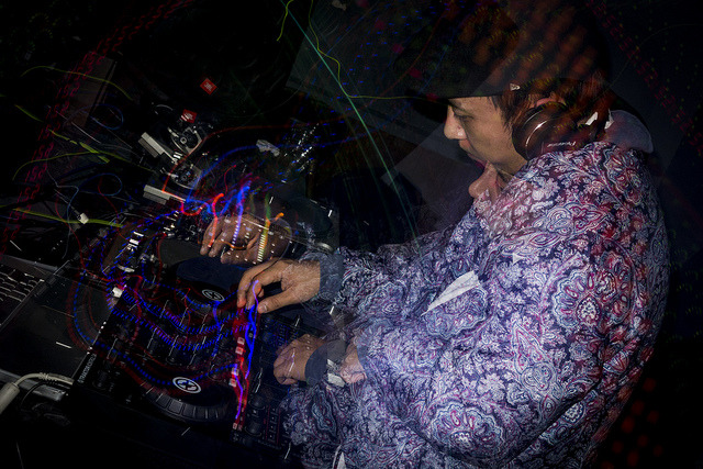 Mike Gao, Low End Theory on Flickr.