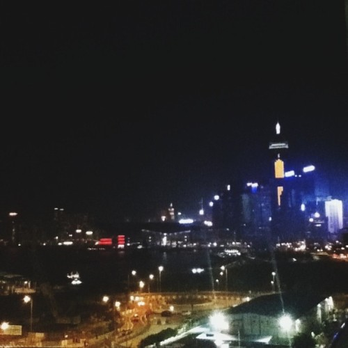 Night lights #goodnight #view #love #light #hongkong #city