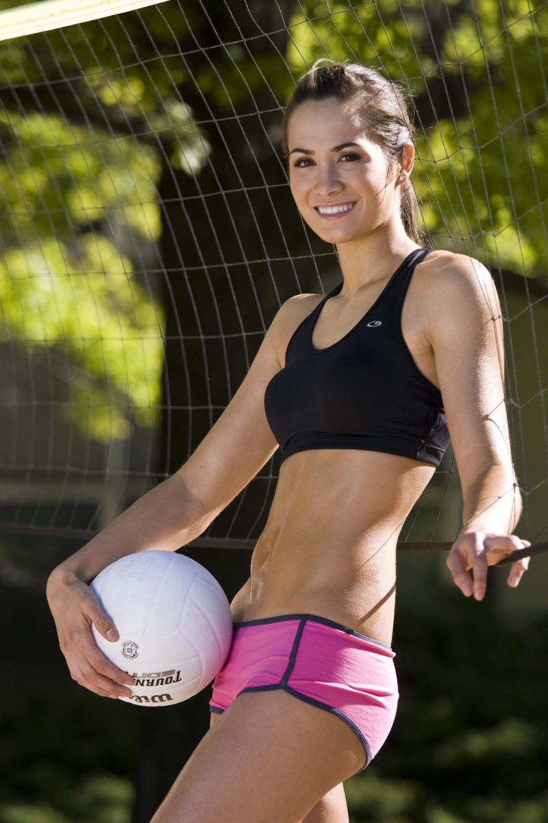 uflashit:  Stronger Gym Girl Via Daily Fitness Babes