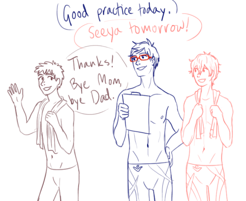 mowilleno:  poor little first year rei and nagisa are the new team parents