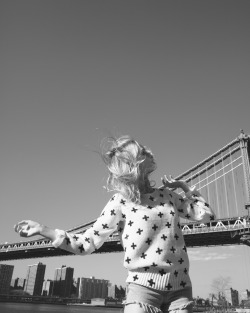 Snapshot of Dumbo/Brooklyn  Ph// Me Model // Anna-Sophie Mungenast @ Q management Nyc Mua// Juliet Jane
