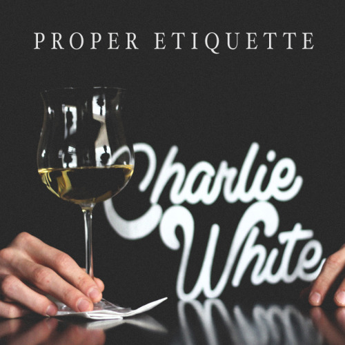 "djcharliewhite:  My sophomore instrumental album entitled ""Proper Etiquette"" will drop next week. More details coming.  New Charlie White on the horizon!"
