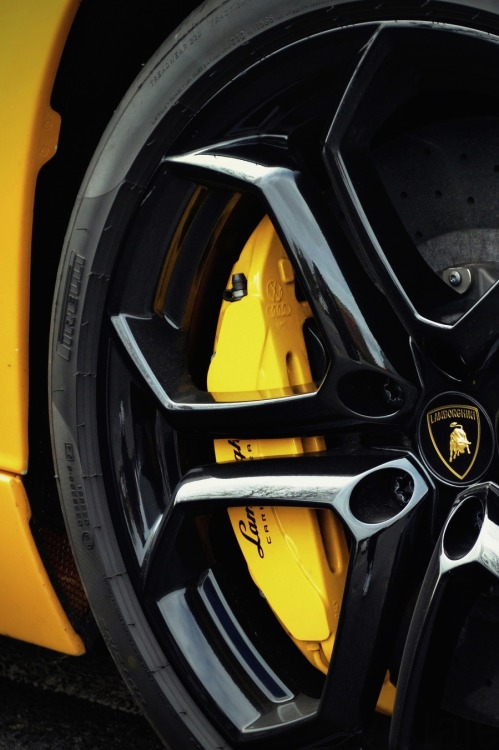 vistale:  Aventador Rims | via