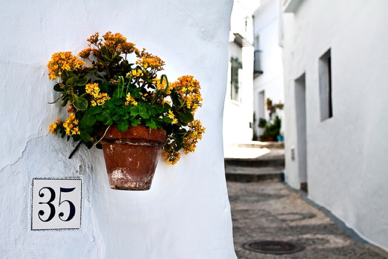 | ♕ |  No. 35 - Frigiliana, Andalusia  | by © James