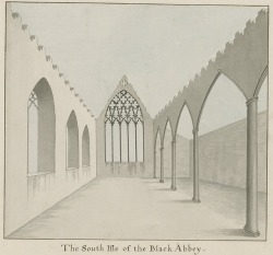 The South Isle of the Black Abbey +