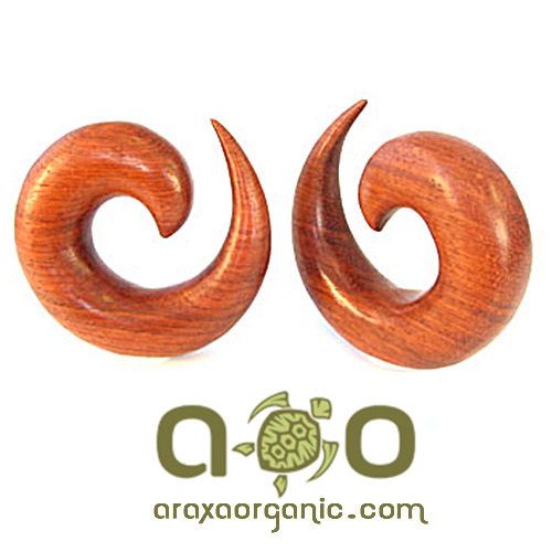 Our Bloodwood Spirals that we will have in stock when we launch!