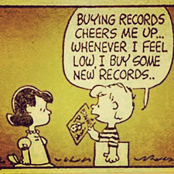 #peanuts #charliebrown #vinyl #vinyljunkie #vinyljunkies #instagood #cartoon #picoftheday #records #recordcollector #comic #drawing #sketch #vinylpsyched #funny #good #humor #retro #vintage #vintagevinyl