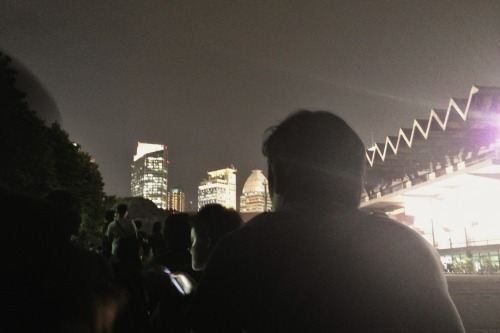 Antri #sigurros at Sigur Ros Concert in Jakarta-Istora – View on Path.