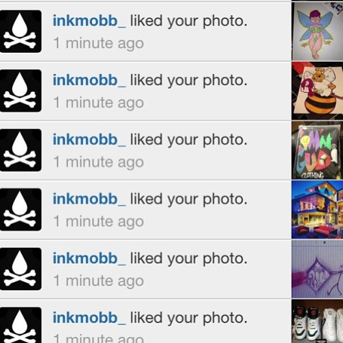 Follow My Brothers @inkmobb_  Good Looking Out On Y'all Support!!! (at FittedSole Low spot)