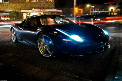 carpr0n:  My favourite nightmare Starring: Ferrari 458 Italia (by Jack de Gier)