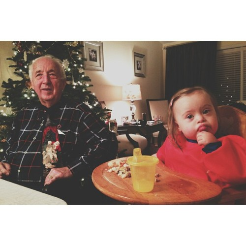Arden and Googoo (great grandpa)