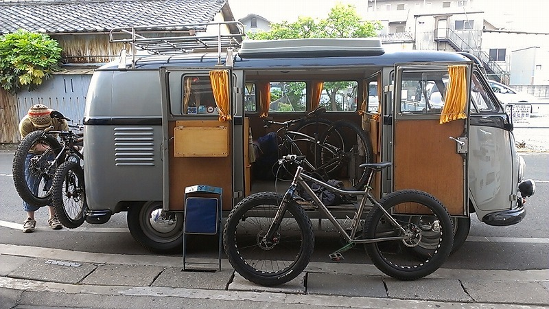chirosangaku:  Alternative Bicycles - SSJが終わって、、(準備編、FAT選手権編)