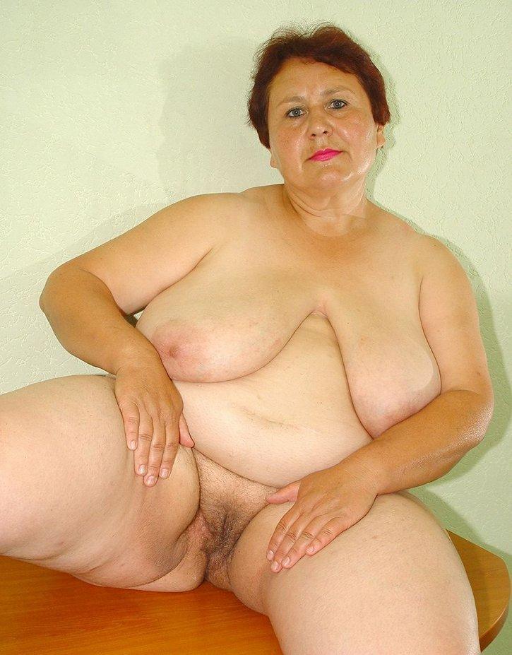 Фото очень заросшей жопы зрелой толстой бабы гнева